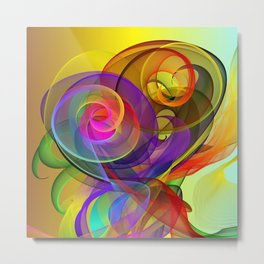 LoVe FloWer 2017 Metal Print