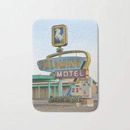 Route 66 - Palomino Motel Bath Mat
