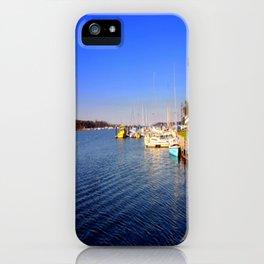 Thompson River - Paynesville - Australia iPhone Case
