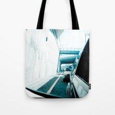 The Watcher II Tote Bag