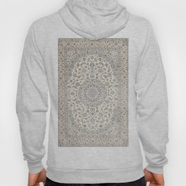 Bohemian Farmhouse Traditional Moroccan Art Style Texture Hoody