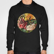 Panic! at the disco round vintage flowers Hoody
