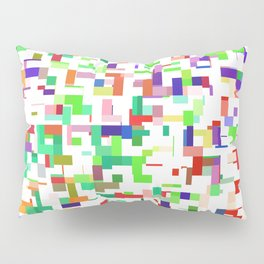 Blocked Up Pillow Sham