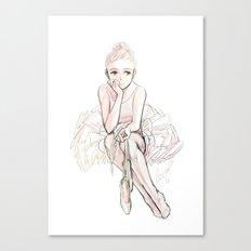 dream chaser Canvas Print