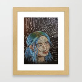 Clem - Eternal Sunshine of the Spotless Mind Framed Art Print