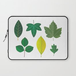 Summer Leaves Laptop Sleeve