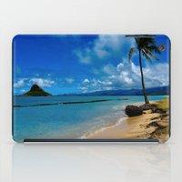 hawaiian iPad Cases featuring Hawaiian Dreams by Upperleft Studios