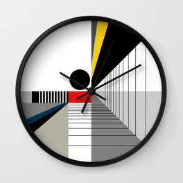 BLACK POINT Wall Clock