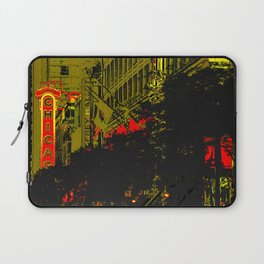 Chicagold. Laptop Sleeve