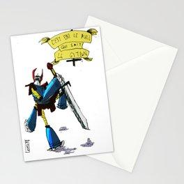 SHROTTZOR - C'est pas le pull qui fait le gitan. Stationery Cards