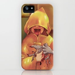 Lithuanian Nightmares iPhone Case