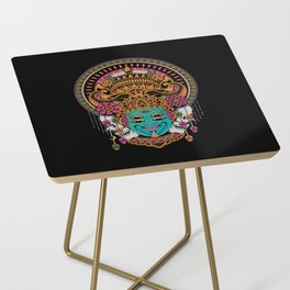 The Mask Dancer Side Table
