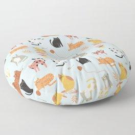 Home cats Floor Pillow