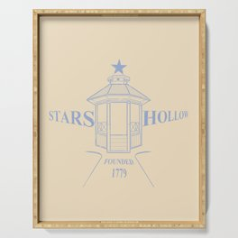 Stars Hollow Serving Tray