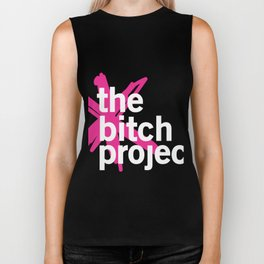 thebitchproject Biker Tank
