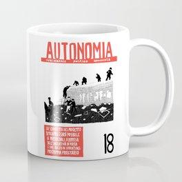 Autonomia n. 18 Coffee Mug