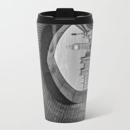 Big ben and bridge Travel Mug