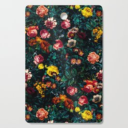 Night Garden XXX Cutting Board