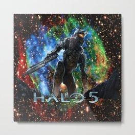 Halo5 Metal Print