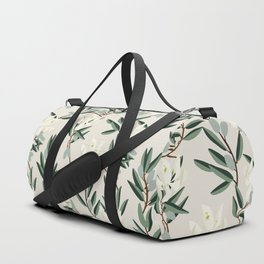 OLIVE BLOOM Duffle Bag