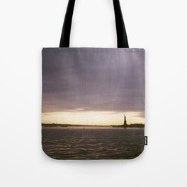 Liberty Stands Watch Tote Bag