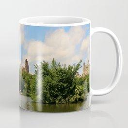 San Remo Towers And The Lake Coffee Mug