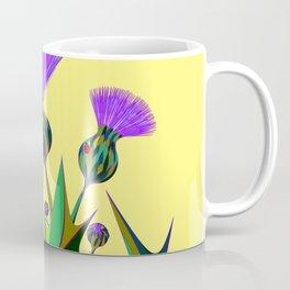 Kentucky Wildflower, Silybum Marianum Coffee Mug