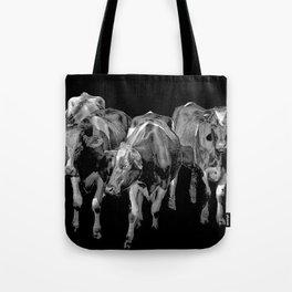cows 6 Tote Bag