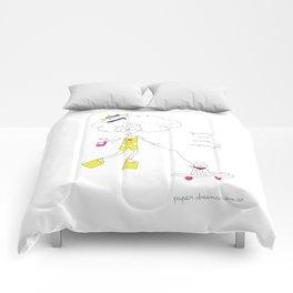 I wan´t a normal love Comforters
