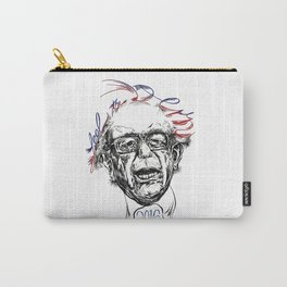 Feel the Bern (Patriotic) Carry-All Pouch