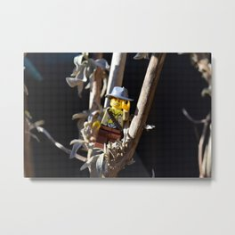 Explorer toy Metal Print