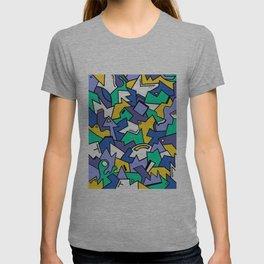 Clarke: Summer Daze T-shirt