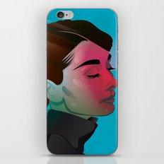 Classy- Audrey Hepburn iPhone & iPod Skin