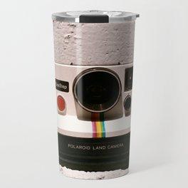 OneStep Land Camera, 1977 Travel Mug