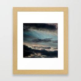 20 Minutes of Sky 4 Framed Art Print