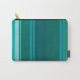 Stripes in colour 13 Carry-All Pouch
