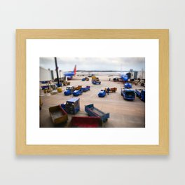 BWI Airport Framed Art Print