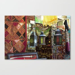 Arabian Lanterns 2! Canvas Print