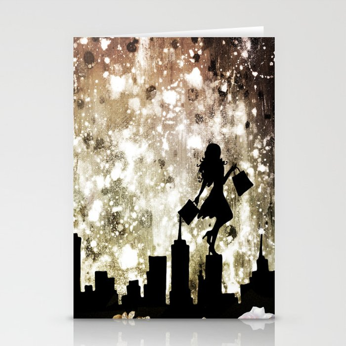 Classy and Fabulous Stationery Cards