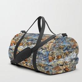 Peaceful Soothing Waters Duffle Bag