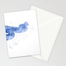 Water Nymph XLVII Stationery Cards