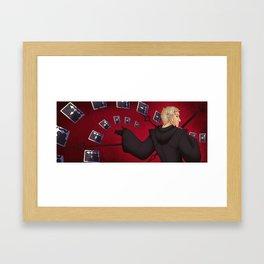Fortune's Favorite  Framed Art Print
