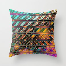 Astral Continuum Throw Pillow