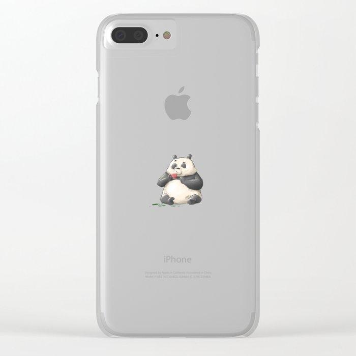 Coffee Panda iphone case