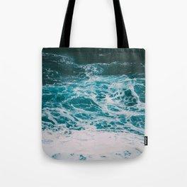 Wave ii Tote Bag
