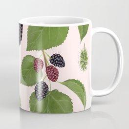 Black Mulberry Coffee Mug