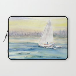 Morning In Maine  Laptop Sleeve
