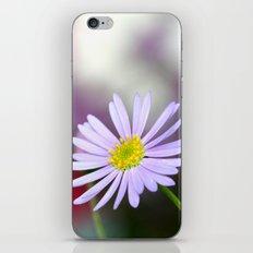lone daisy II iPhone & iPod Skin