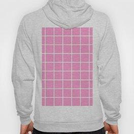 pink cube Hoody