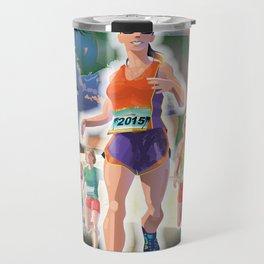 Fort Lauderdale A1A Marathon Travel Mug